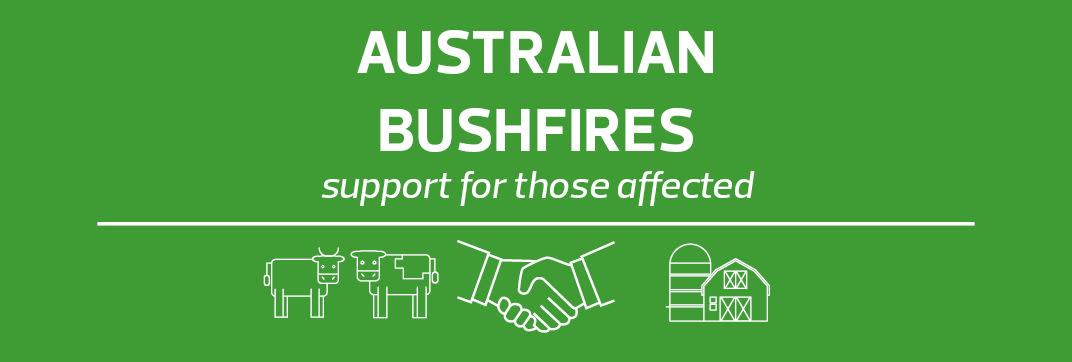 2019-20 Australia Bushfires   Support for those affected
