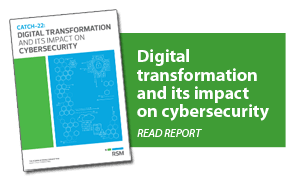 Download report Digital transformation and its impact on cybersecurity