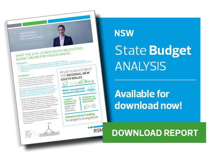 State Budget Queensland