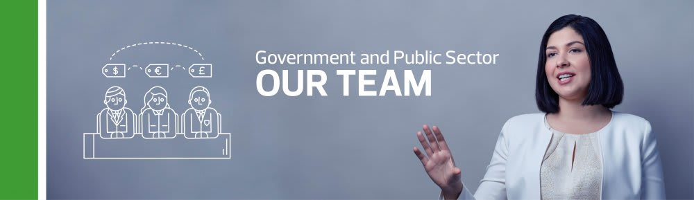 Contact a Governments and Public Sector business expert