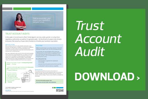 Trust Account Audit Statement