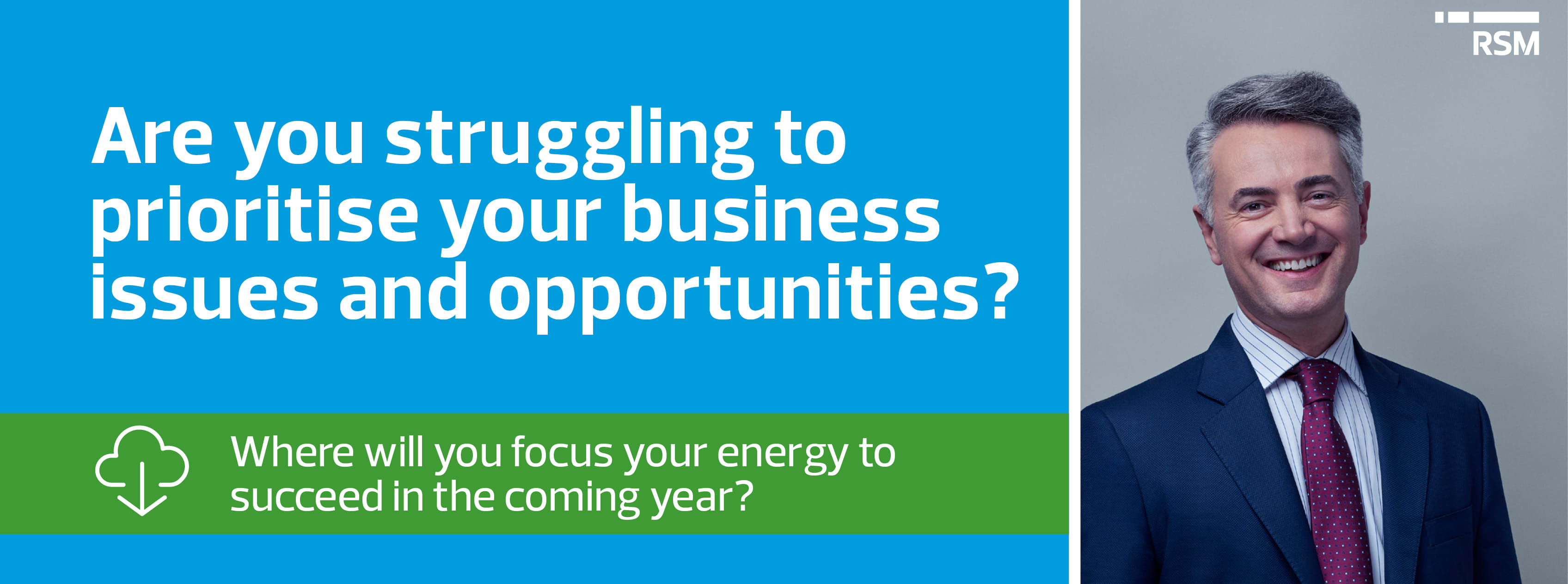 Are you struggling to prioritise your business issues and opportunities