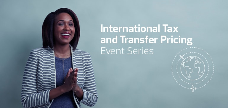 International tax and transfer pricing