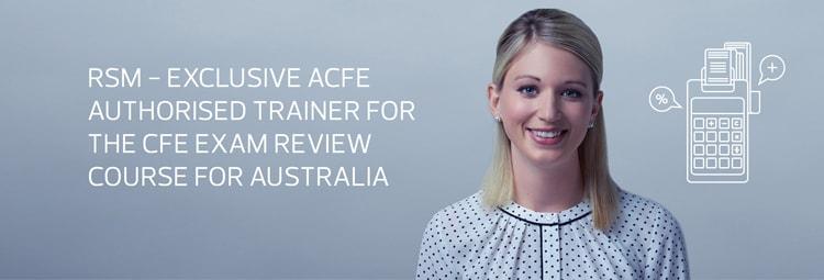 RSM Australia CFE Exam