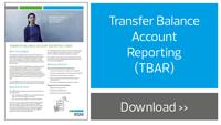 Transfer Balance Account Reporting