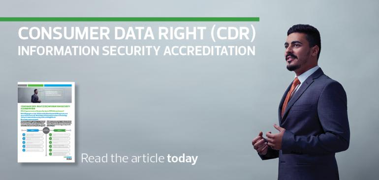 Learn how to obtain assurance on the security of your CDR data environment.