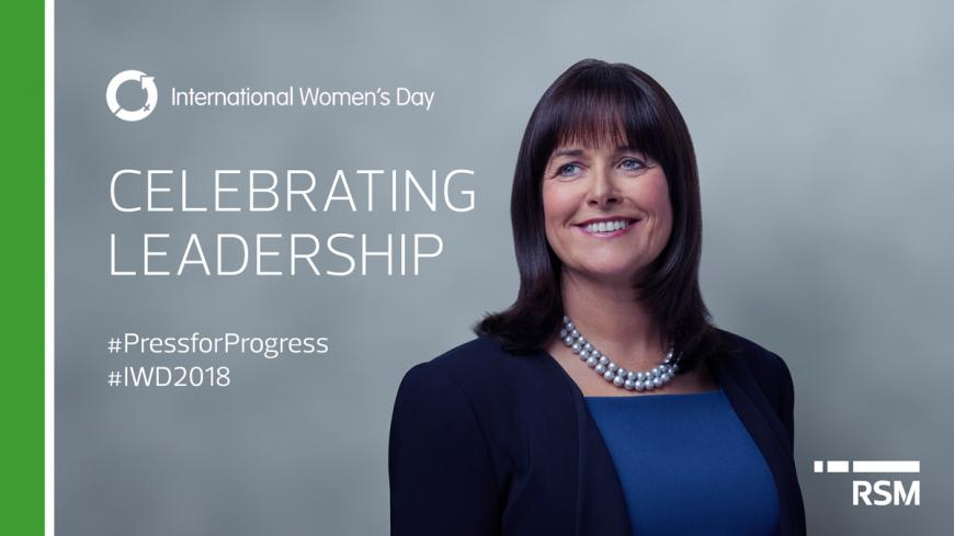 Celebrating women in leadership – International Women's Day 2018
