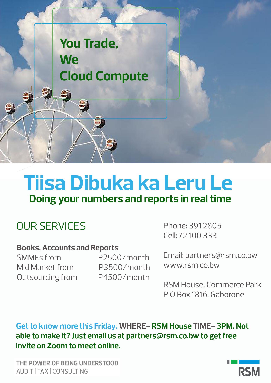 Client Accounting | RSM Botswana