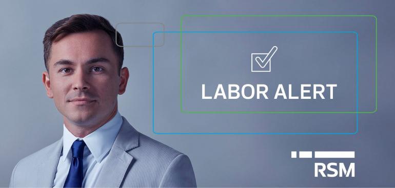 Labor Alert