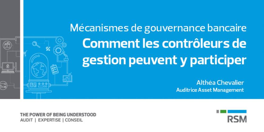 Mécanismes de gouvernance bancaire