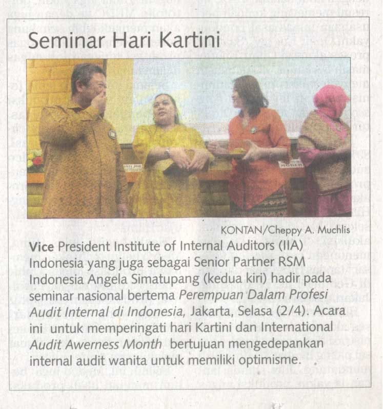 Seminar Nasional Audit Internal | RSM