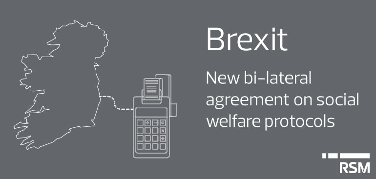 New Brexit social welfare agreement