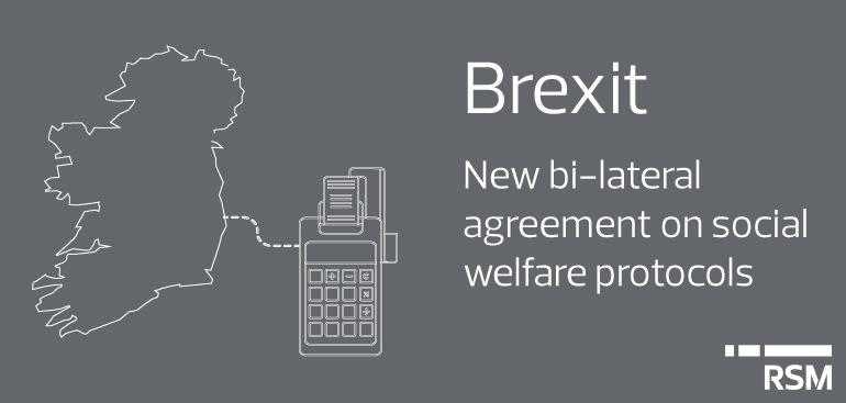 New Brexit social welfare agreement