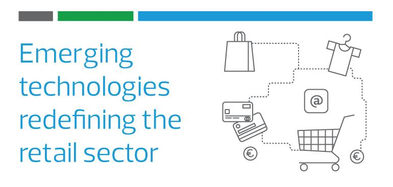 Niall May: Emerging technologies redefining the retail sector