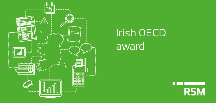 Irish OECD award