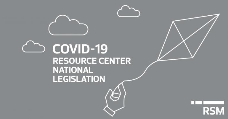 "COVID-19 | Overview of the main measures introduced by Legislative Decree ""Cura Italia"""