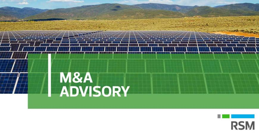 Sonnedix, advised by RSM Studio Palea Lauri Gerla, adds 18 MW to its solar farm portfolio in Italy