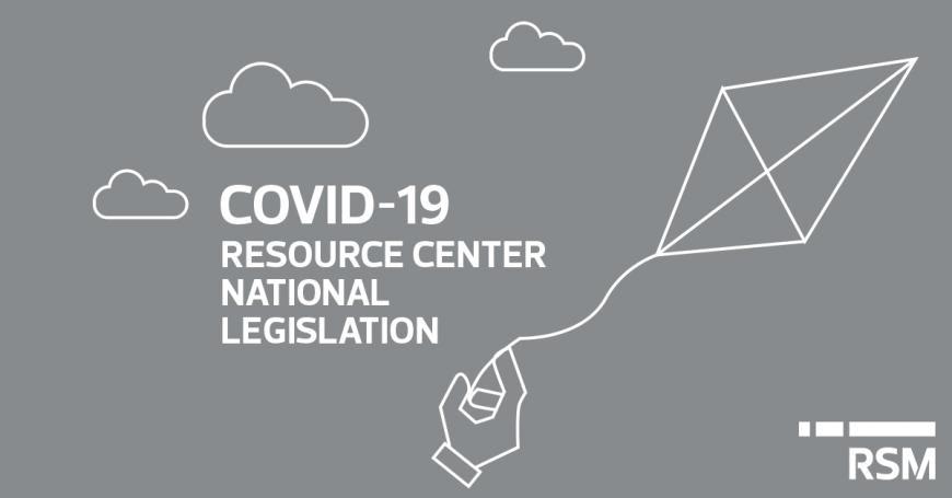 COVID-19 | Misure urgenti per la salute, l'economia, il lavoro e le politiche sociali