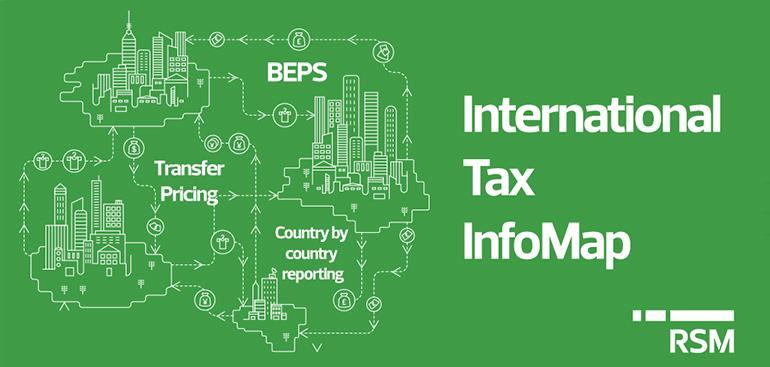 RSM launches International Tax InfoMap