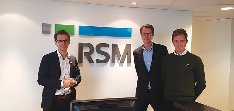Heming Langrenn and RSM Norge have signed a cooperation agreement!