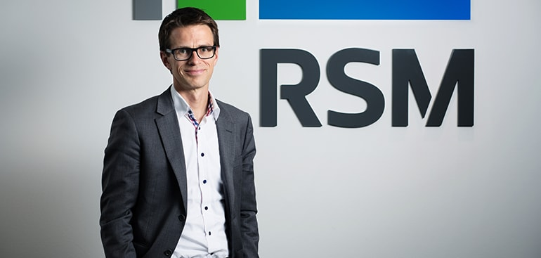 Hans Ragnar Berg RSM Norge