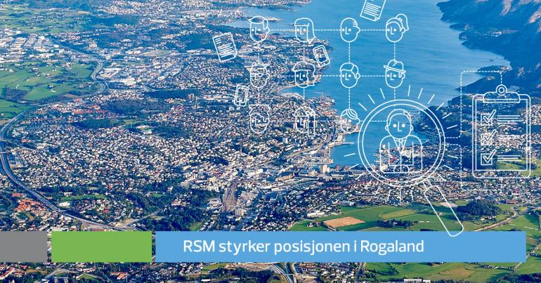 RSM Norge enters Rogaland