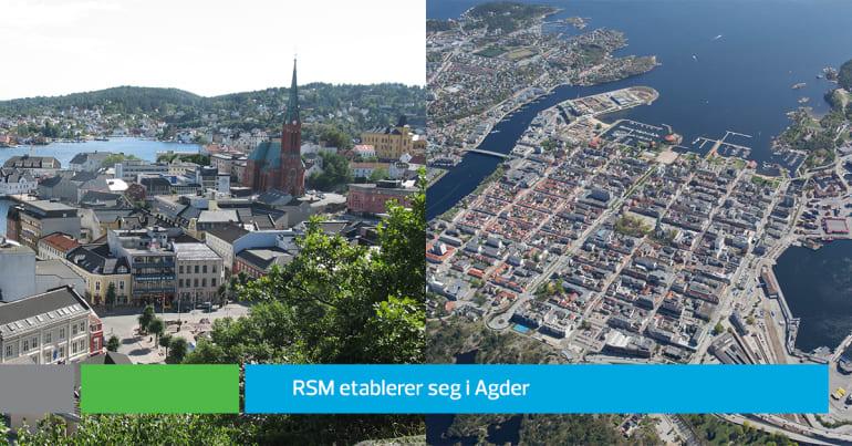 RSM business establishment in Agder
