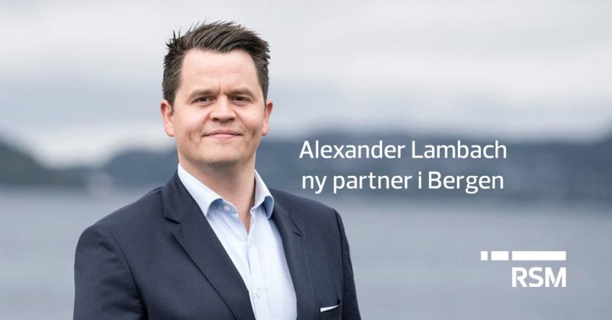 Ny partner i Bergen