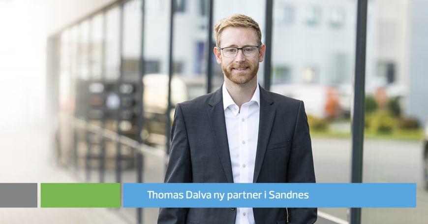 Thomas Dalva ny partner i RSM