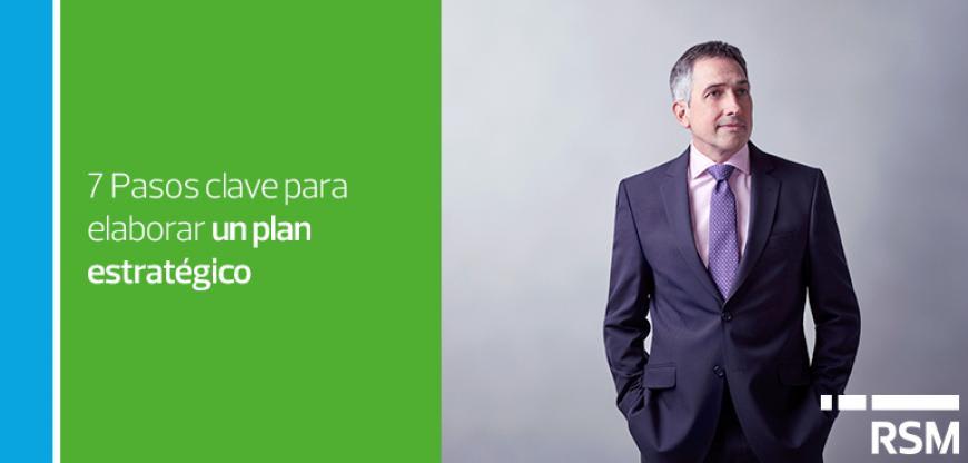 elaborar un plan estratégico