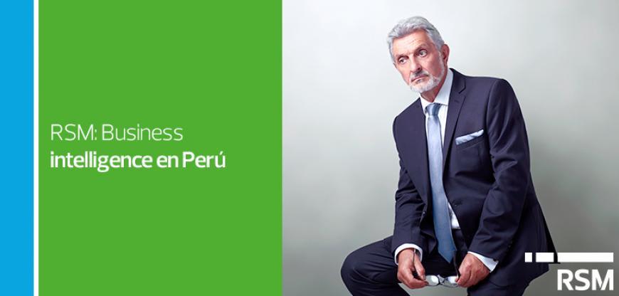 Business Intelligence en Perú