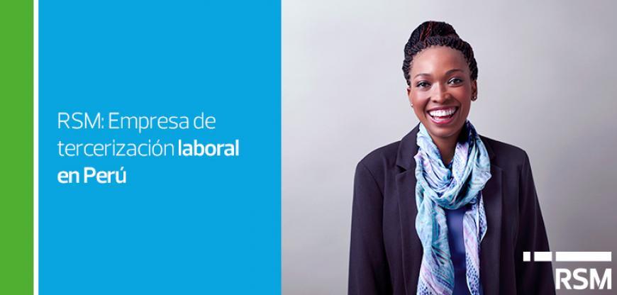 Tercerización laboral en Perú