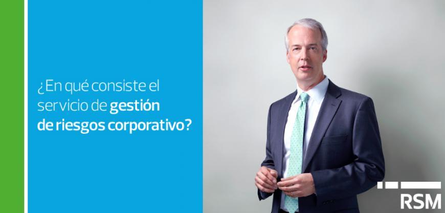gestión de riesgos corporativo