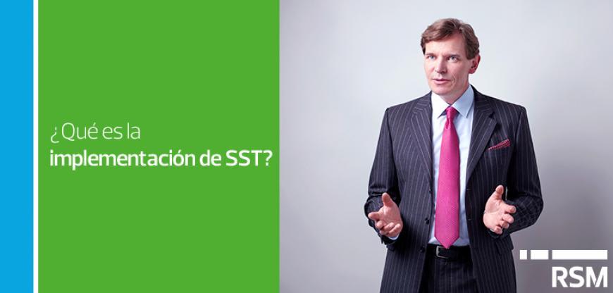 Implementación de SST