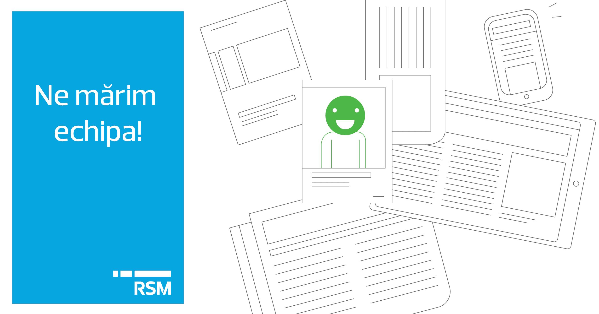 RSM România caută un Tax Consultant!