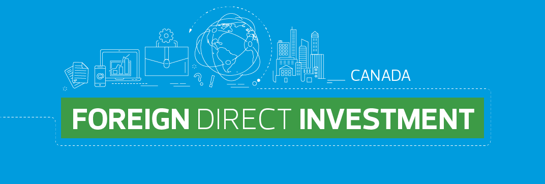 Foreign Direct Investment Country Guide - Canada