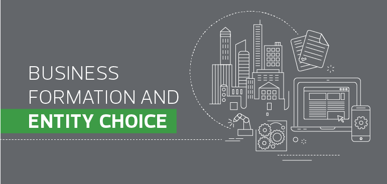 Business formation and entity choice in Ireland