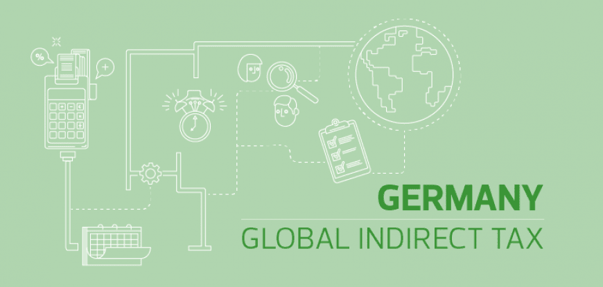 COVID-19 update - Indirect tax, Germany