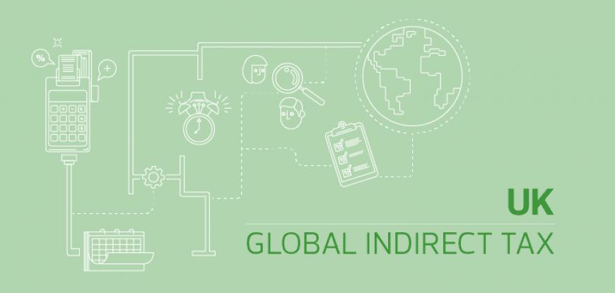 COVID-19 update - Indirect tax, UK