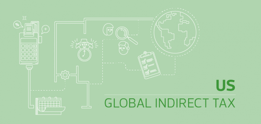 Global indirect tax - United States COVID-19 update