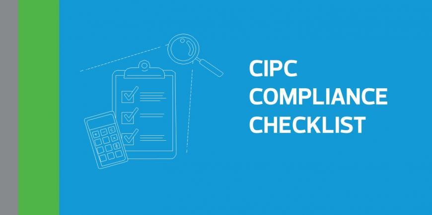 CIPC Compliance Checklist