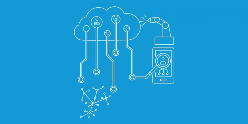 Illustration of machine