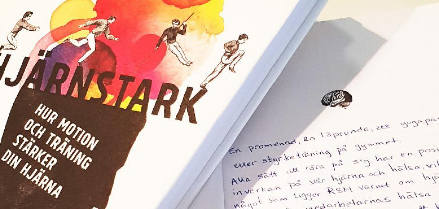 Bild av boken Hjärnstark