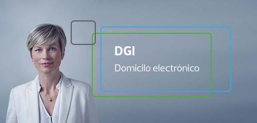 domicilio electrónico DGI