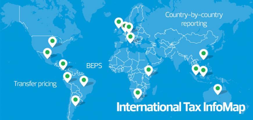 Lanzamiento del Mapa Internacional de Impuestos