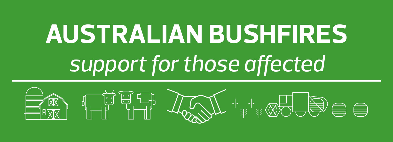 2019-20 Australia Bushfires | Support for those affected
