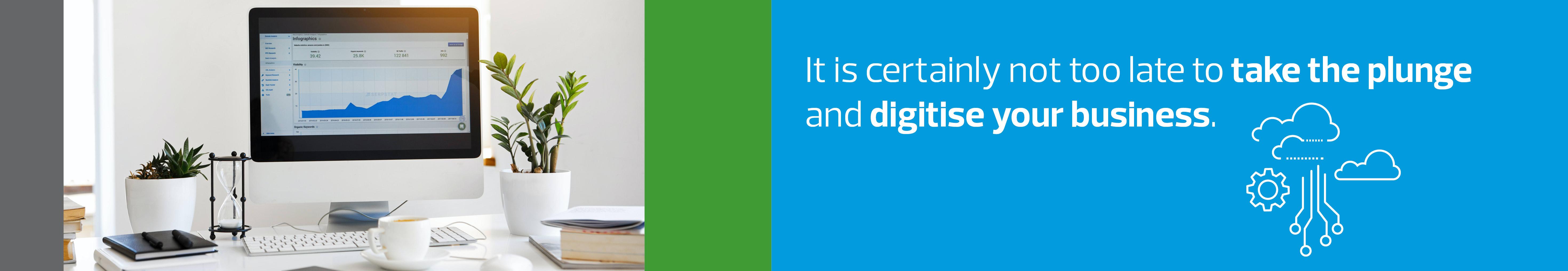 Digital transformation for SMEs