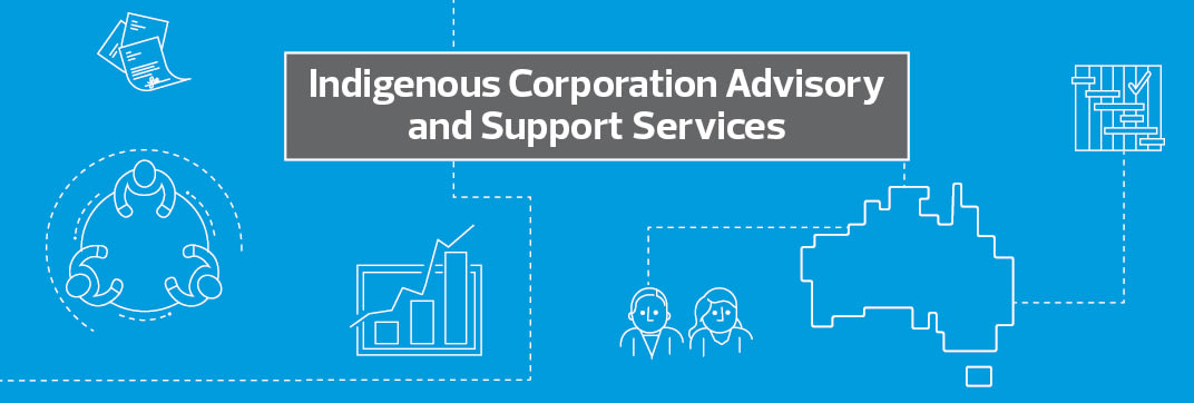 Indigenous corporation support