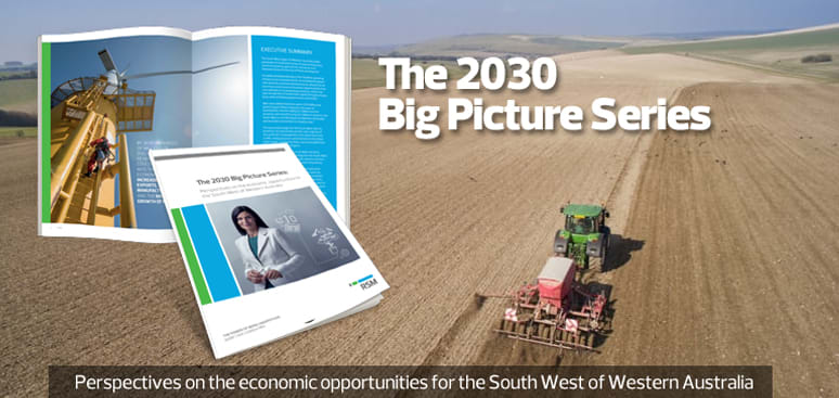 Perspectives on the economic opportunities for the South West of Western Australia