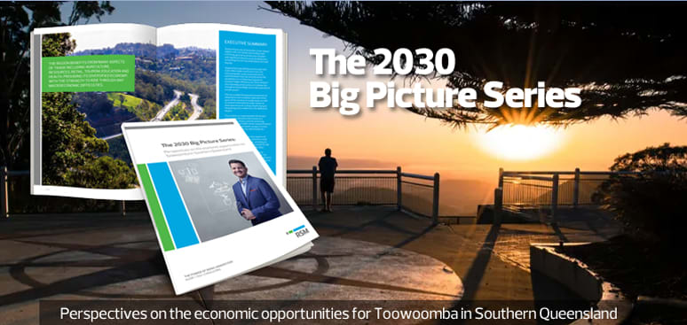 Perspectives on the economic opportunities for Toowoomba in Southern Queensland